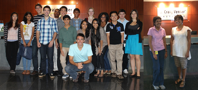 2012 Rockville Summer Interns